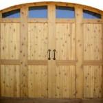 wood-garage
