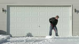 Protect Garage Doors from Winter