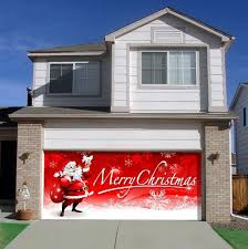 Avoid Garage Door Problems in Christmas