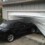 garage damage