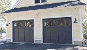 wood-garage-door