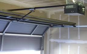 direct drive garage door