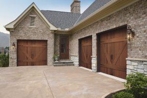 garage door framing